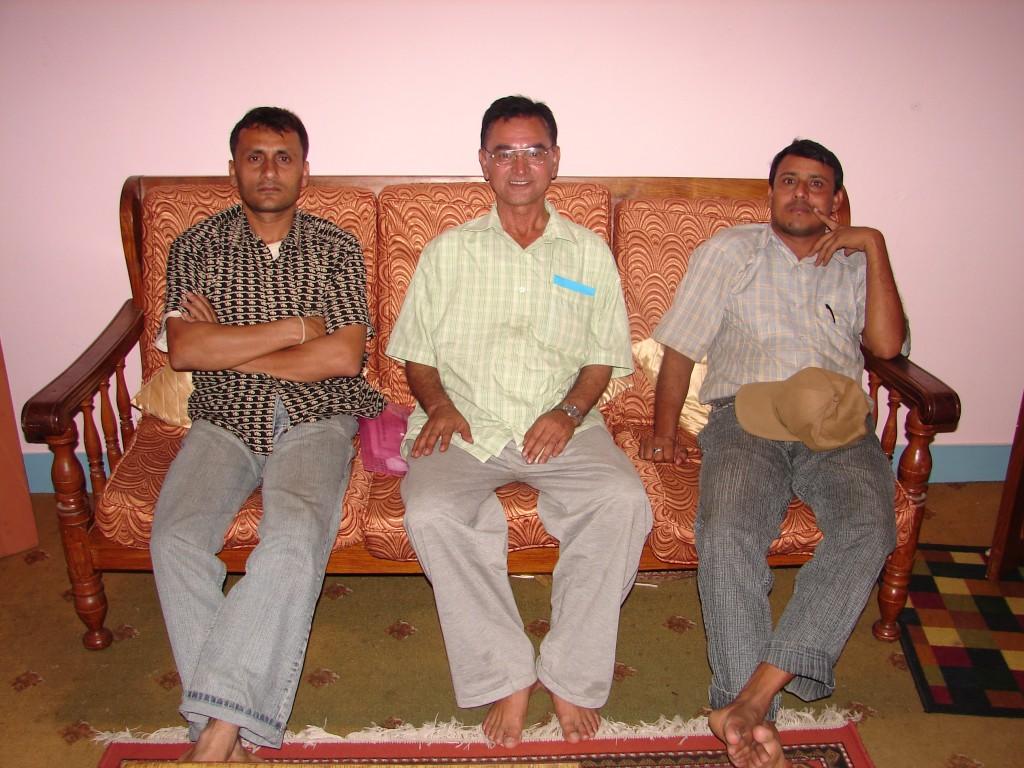 MPs local politics Nepal