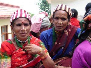 Many new parties claim to represent ethnic groups or castes: Dalit women in Doti