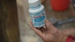 Active ingredient: Dichlorvos