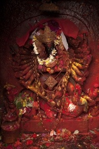 The gods were not with the Paharis: deity in Saathi-ghar