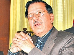 Chief Election Commissioner, N. K. Uprety: Ready if the parties want the local election...