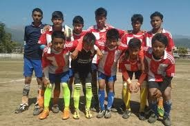 Money in football? Young players ready for a match