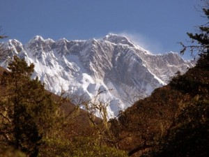 View from the trek  (credits: Buna Trek and Expeditions)
