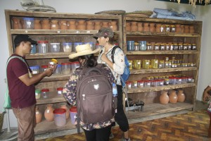 Still hope for local seeds: community seed bank in Tanahun (credit: liseandcamillainnepal.wordpress.com)