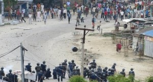 Frontline between security personnel and protesters in Terai: is it all over?
