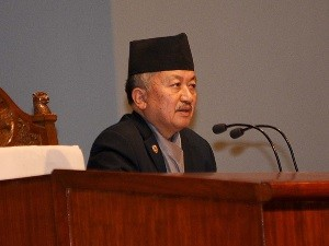Re-adjourning parliament one day too late to ratify the NRA ordinance: Nembang