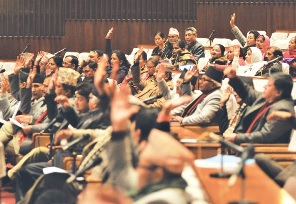 Cunning or forgetfulness? Leaders missed the deadline to renew the NRA mandate in parliament on August 31