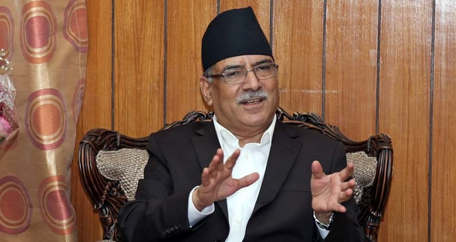 PM Dahal to EC: local elections by mid-May!
