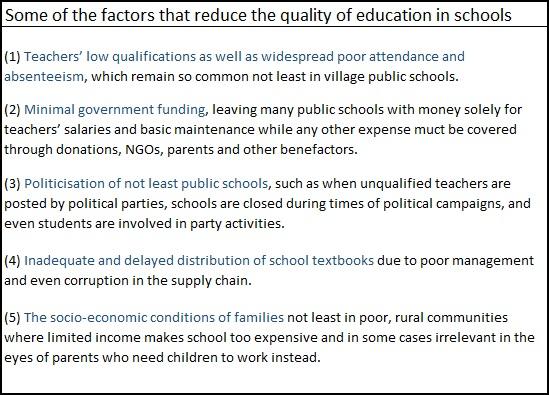 Education Nepal SLC SEE