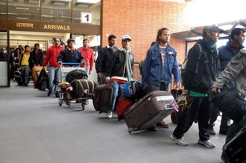 Migrants TIA Nepal