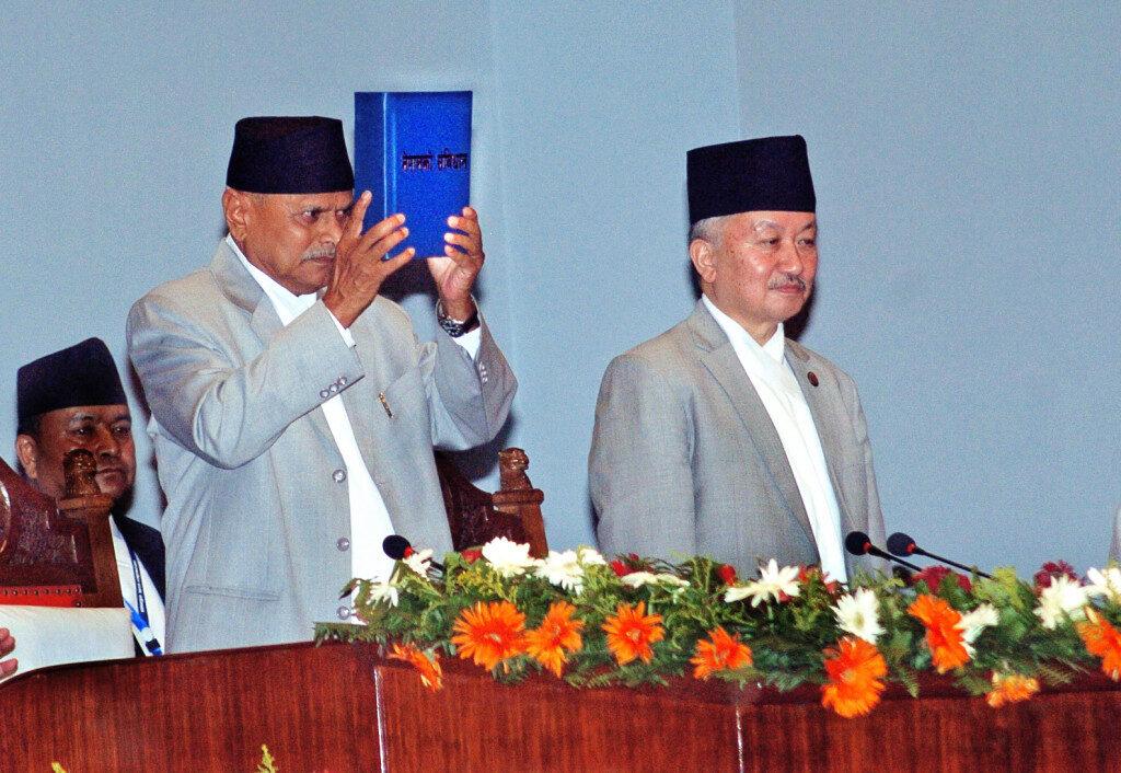 Local politics nepal decentralisation