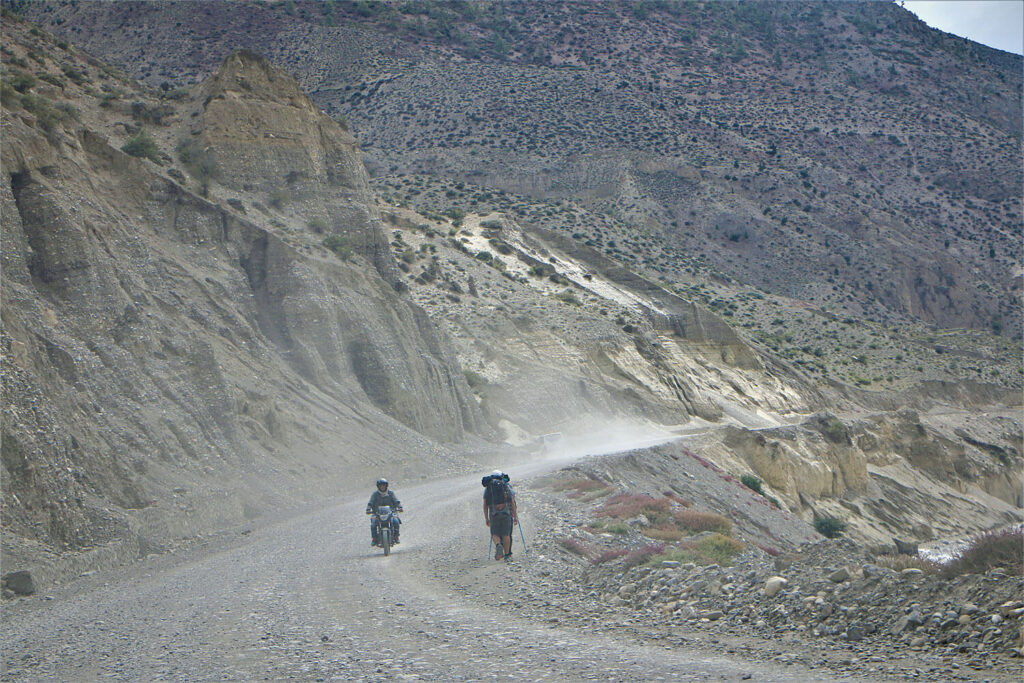 Nepal infrastructure roads development