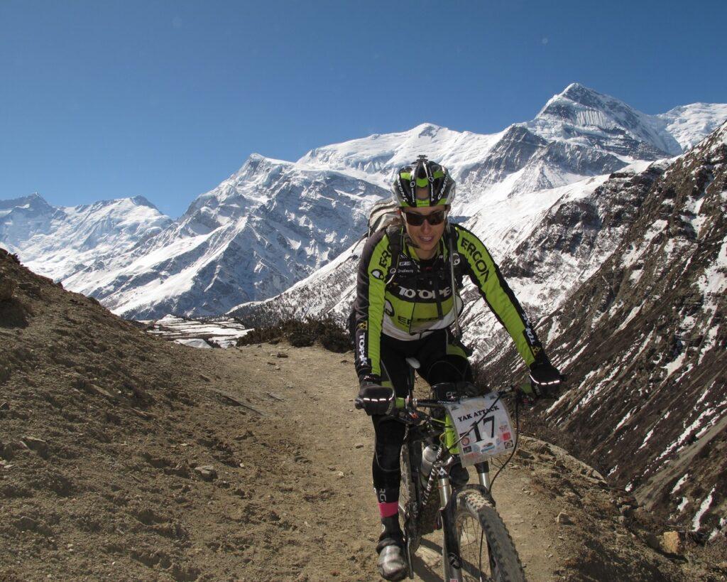 Nepal tourism sports extreme