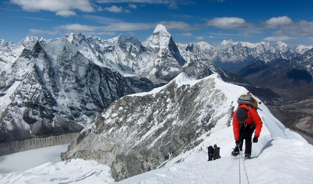 Nepal tourism extreme sports