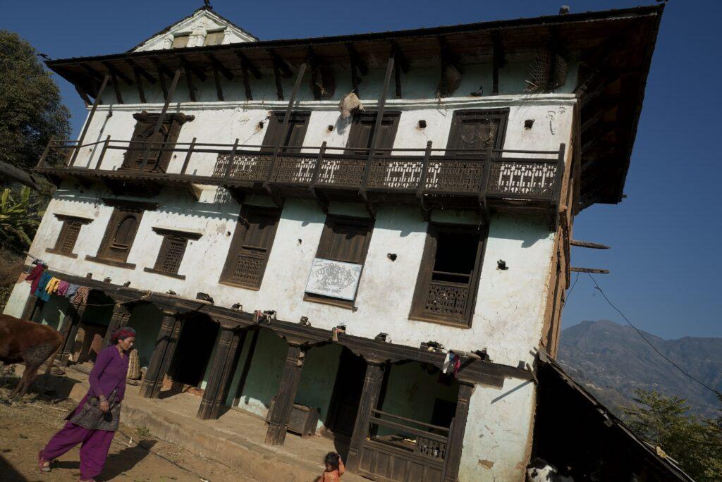 Nepal culture rural